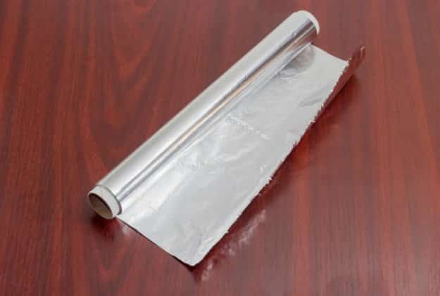 Collecting Rainwater | Uncommon Uses For Aluminum Foil