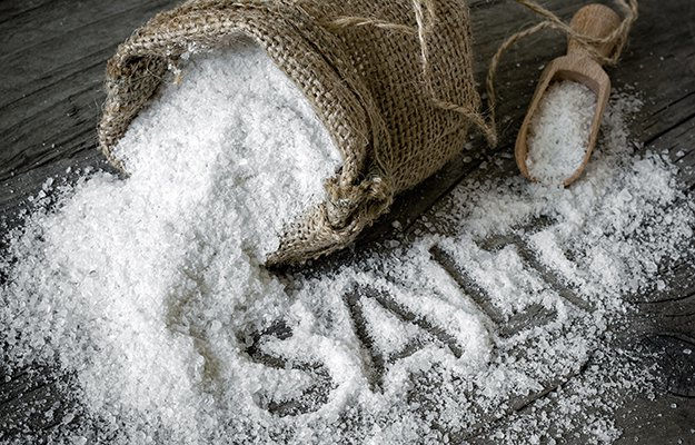 Salt | Survival Foods That Will Outlast The Apocalypse